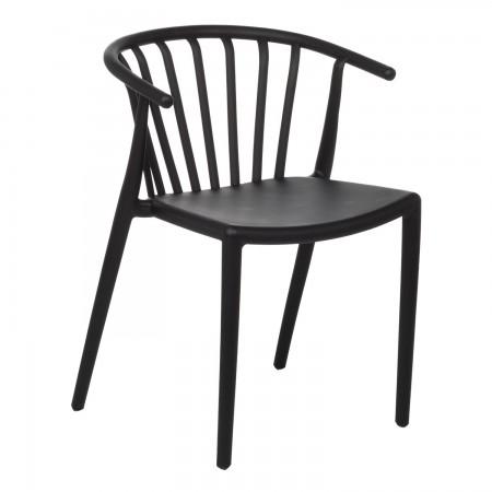 Chaise Lana - Noir