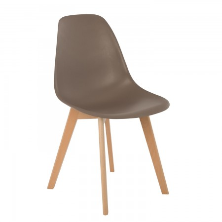 Scandinave / Confort - Gris Taupe
