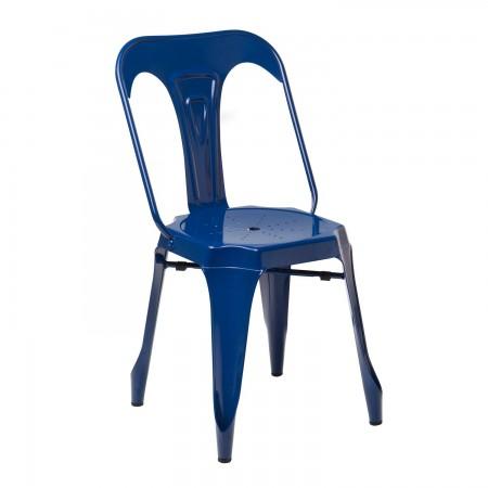 Industrielle Design / Métal - Bleu Marin