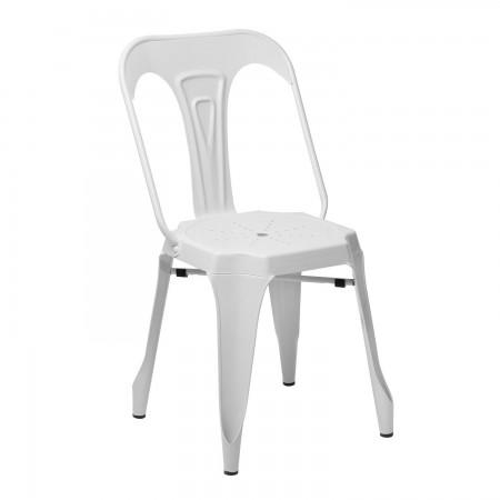 Industrielle Design / Métal - Blanc