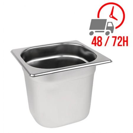Bac Gastro GN 1/6 (prof. 150 mm)