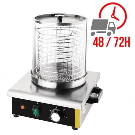 Machine à Hot-dog simple - 230V / BUFFALO