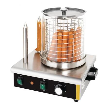 Machine à Hot-dog 2 plots - 230V / BUFFALO