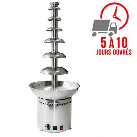 Fontaine à chocolat 7 niveaux - 230V / RESTONOBLE