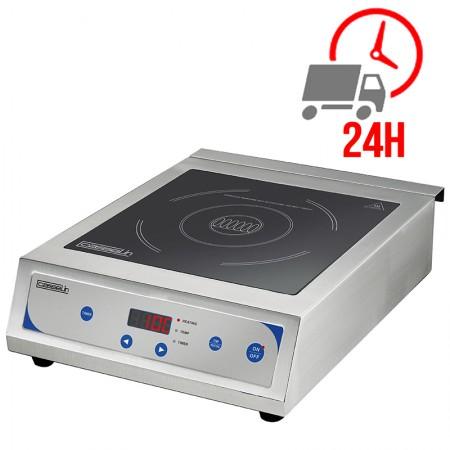 Plaque à induction digital 350A - 3,5kW / CASSELIN