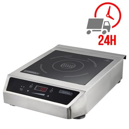 Plaque à induction tactile 350ET - 3,5kW / CASSELIN