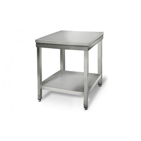 Table inox 600 x 700 mm / GOLDINOX