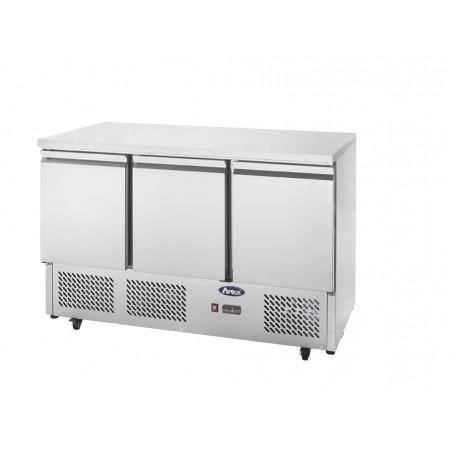 Table compacte réfrigérée / 3 portes