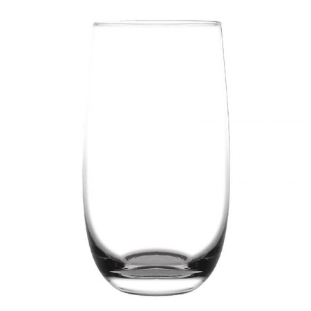 Chope arrondie en cristal 390ml / x12 unités / Olympia
