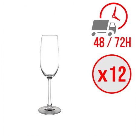 Verre à vin en cristal Modale 395ml / x12 unités / Olympia