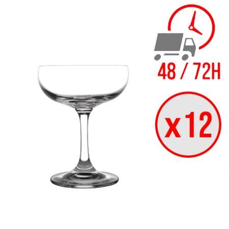 Coupe à champagne cristal Bar 200ml / x12 unités / Olympia