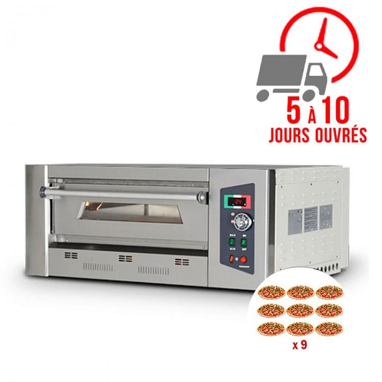 Four à pizza gaz 9 x 33 cm / RESTONOBLE