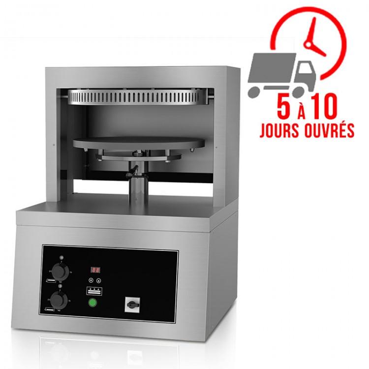 Presse à pizza - 450 mm - 400V / RESTONOBLE