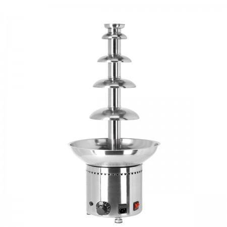 Fontaine à chocolat 5 niveaux - 230V / RESTONOBLE