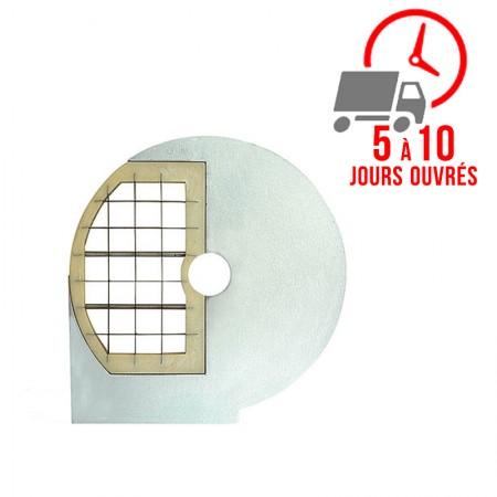 Grille à cubes 20 x 20 mm / RESTONOBLE