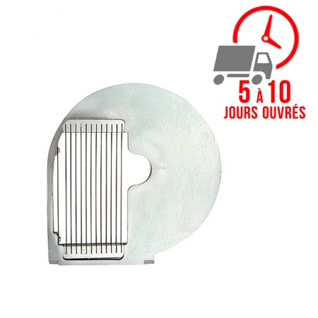 Disque à frites 6 mm / RESTONOBLE