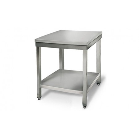 Table inox 600 x 600 mm / RESTONOBLE