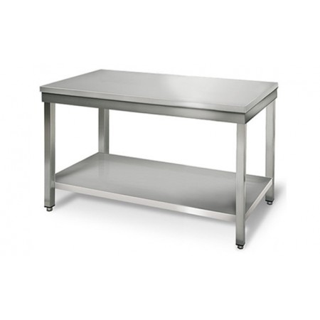 Table inox 1200 x 600 mm / RESTONOBLE