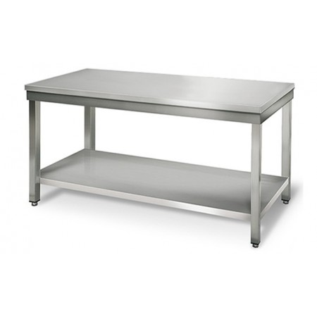 Table inox 1600 x 600 mm / RESTONOBLE