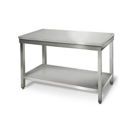 Table inox 1000 x 700 mm / GOLDINOX