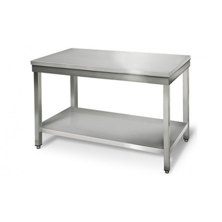 Table inox 1000 x 700 mm / RESTONOBLE