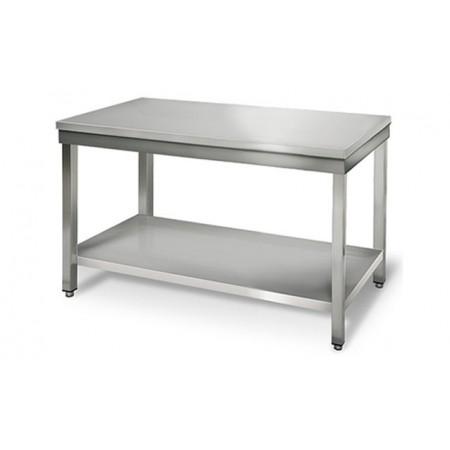 Table inox 1200 x 700 mm / GOLDINOX