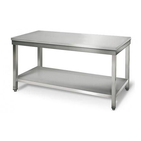 Table inox 1600 x 700 mm / GOLDINOX