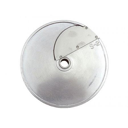 Disque à trancher Fin 2 mm (avec 1 lame ronde) / RESTONOBLE