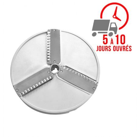 Disque à ondulés 2 mm (avec 3 lames) / RESTONOBLE