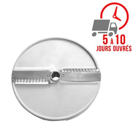 Disque à ondulés 4 mm (avec 2 lames) / RESTONOBLE