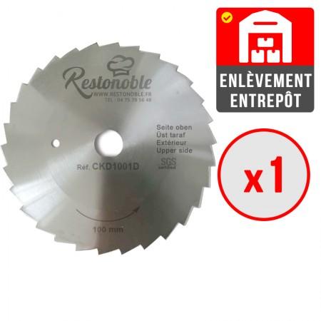 Lame dentée Dost 100 (x1) | Enlèvement Entrepôt / DOST