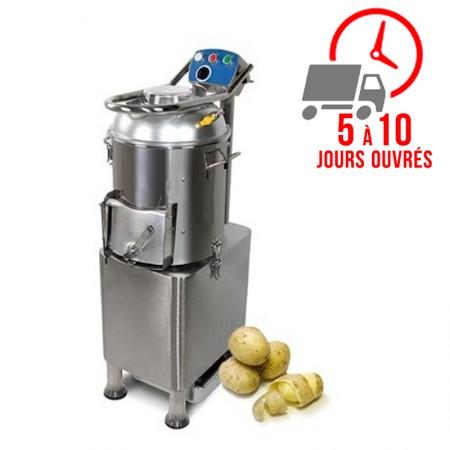 Éplucheuse à patates - 225kg par heure / RESTONOBLE