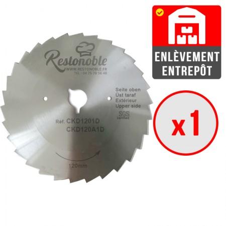 Lame dentée Dost 120 akku (x1) | Enlèvement Entrepôt / DOST