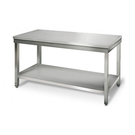 Table inox 1500 x 600 mm / RESTONOBLE