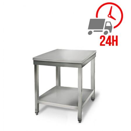 Table inox 600 x 700 mm / RESTONOBLE