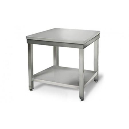 Table inox 700 x 700 mm / GOLDINOX