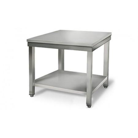 Table inox 800 x 700 mm / GOLDINOX