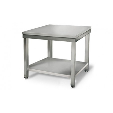 Table inox 800 x 700 mm / RESTONOBLE