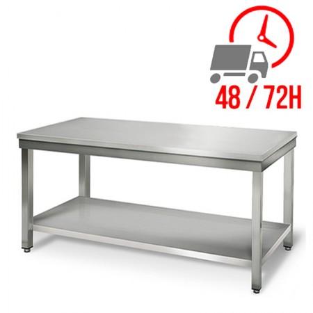 Table inox 1800 x 700 mm / RESTONOBLE