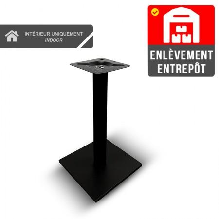 Pied de table Resimet noir / RESTONOBLE | Enlèvement Entrepôt