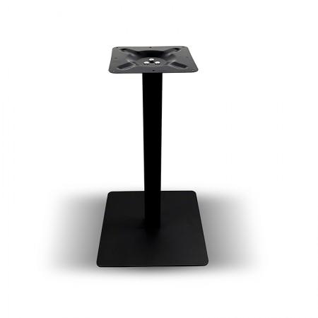 Pied de table Métal noir / RESTONOBLE | Enlèvement Entrepôt