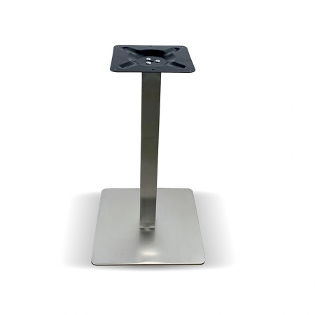Pied de table Métal inox / RESTONOBLE