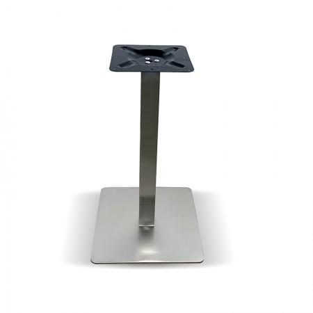 Pied de table Métal inox / RESTONOBLE | Enlèvement Entrepôt
