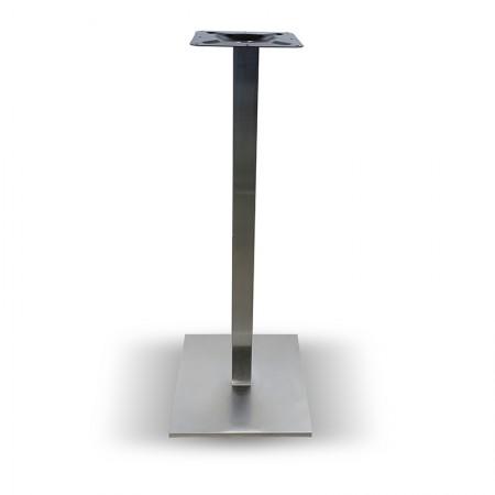 Pied de table haut Resimet inox / RESTONOBLE | Enlèvement Entrepôt
