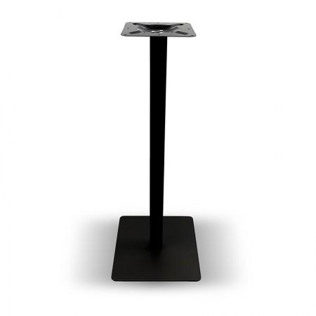 Pied de table haut Métal noir / RESTONOBLE