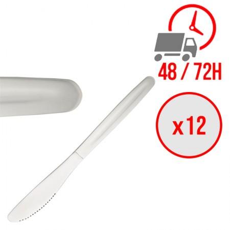 Couteau à dessert 207 mm / x12 unités / Olympia
