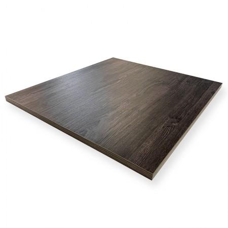 Plateau de table 60x60 cm - Volcanique / RESTONOBLE