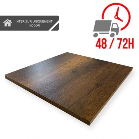 Plateau de table 70x70 cm - Baroque / RESTONOBLE