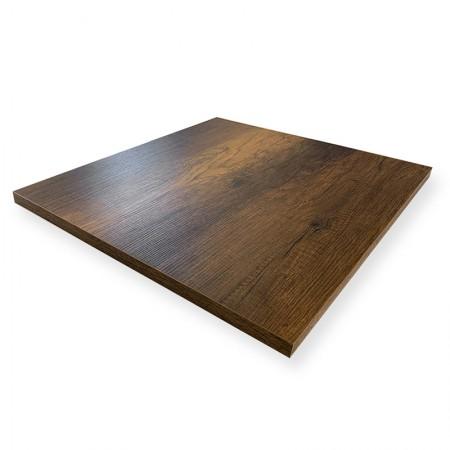 Plateau de table 50x50 cm - Baroque / RESTONOBLE | Enlèvement Entrepôt