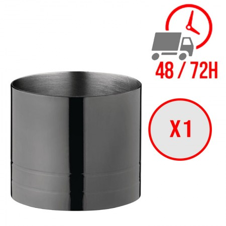 Mesure de bar tube gris titane / 25 ml / Olympia
